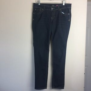 Torrid Skinny Jeans Dark wash Size 14R